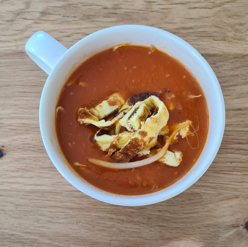 chinese tomatensoep fit met ingrid